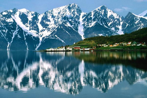 le plus beau paysage du monde